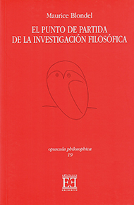 El punto de partida de la investigaci�n filos�fica