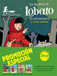 Pack las aventuras de Lobato 2014