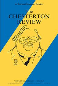 The Chesterton Review en Espa�ol / 6
