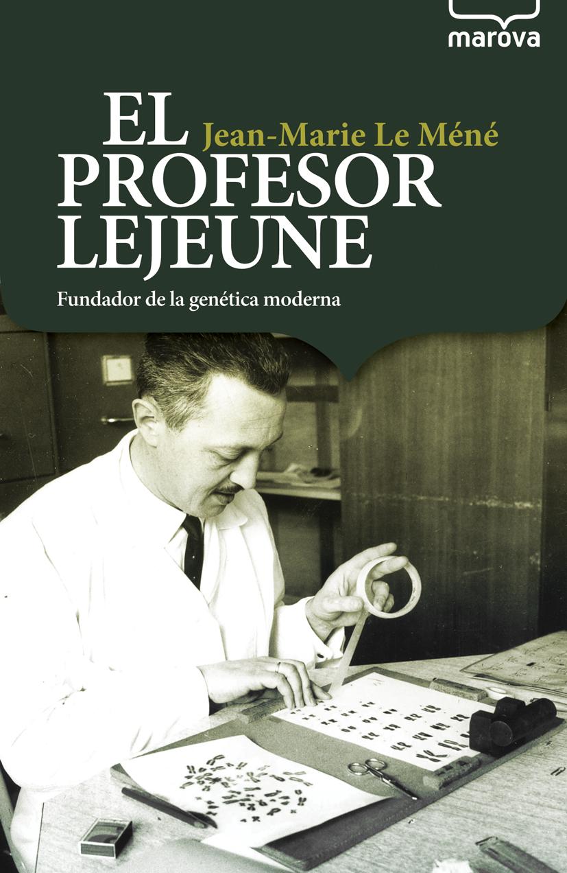 Libro El Profesor Lejeune