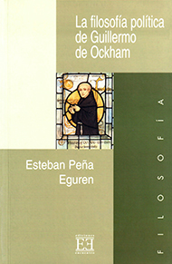 La filosof�a pol�tica de Guillermo de Ockham