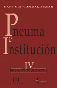Pneuma e instituci�n