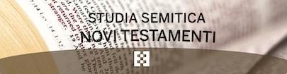 Studia Semitica Novi Testamenti